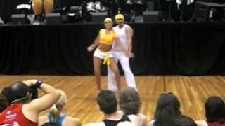Видео: HOT Bachata performance SSC 09
