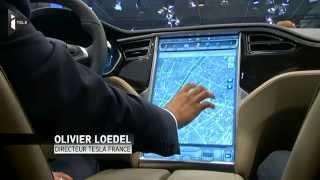Tesla Model S : une voiture de sport électrique