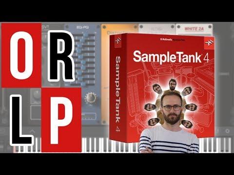SampleTank 4 - TEST EN LIVE