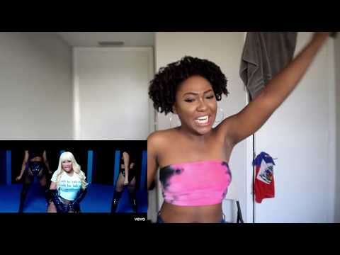 Nicki Minaj - Good Form Ft. Lil Wayne REACTION!!!