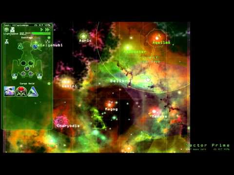 INDIE GAMES FESTIVAL - Weird Worlds: Return to infinite space