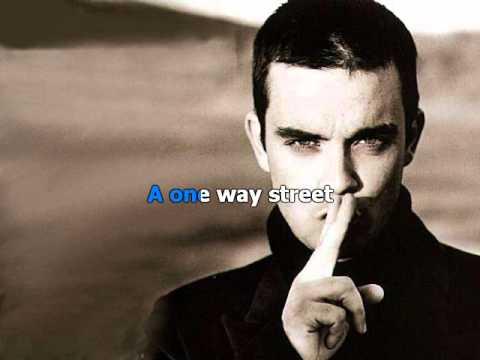 Robbie Williams - Angels Karaoke