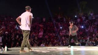 Klash (Egypt) Vs Lil Zoo (Morocco) Red Bull BC One Middle East & Africa Final 2015