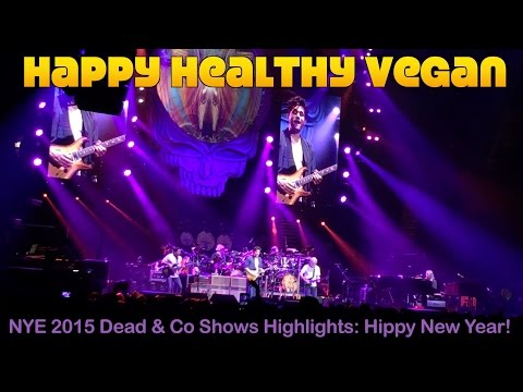 Hippy New Year: NYE 2015 Dead + Co [2 Nights] Vlog