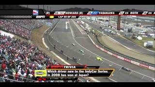 2008 IndyCar Series - Round 3 Indy Japan 300 thumbnail