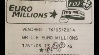 Pronostiques euromillions