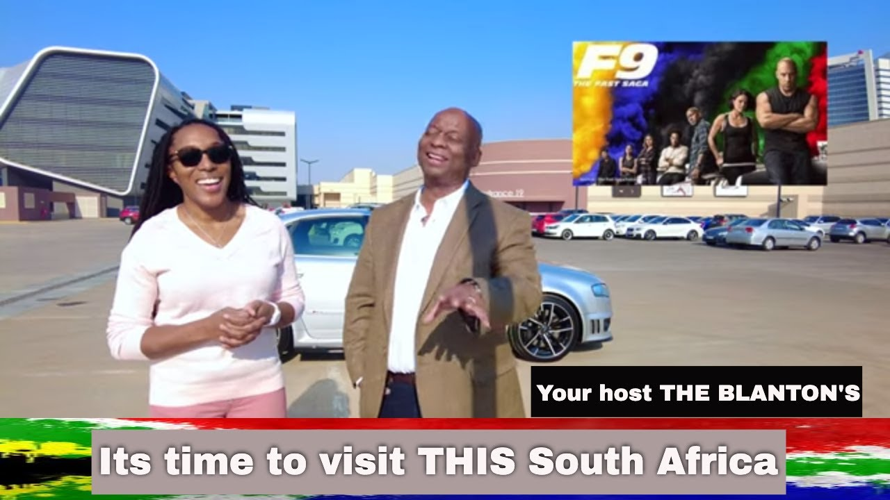 South Africa | Take a ride with the BLANTON'S in The Real South Africa in cars