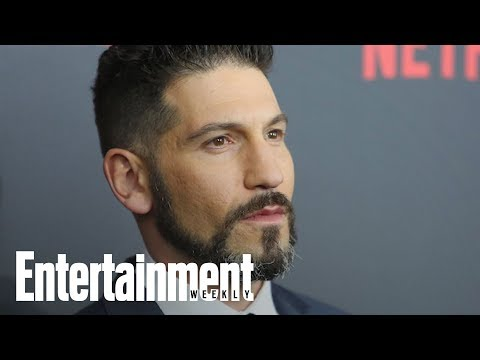 Jon Bernthal Has A Message For The Punisher's AltRight    Flash  Entertainment Weekly
