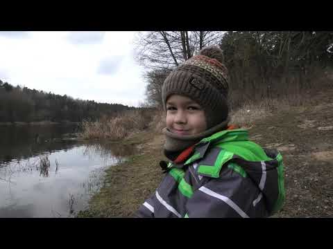 Рыбалка для детей! Ловля на поплавок. Открытие сезона.