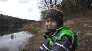 Рыбалка для детей Ловля на поплавок Открытие сезона