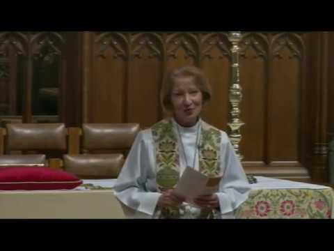 January 1, 2017: Sunday Worship Service at Washington National Cathedral
