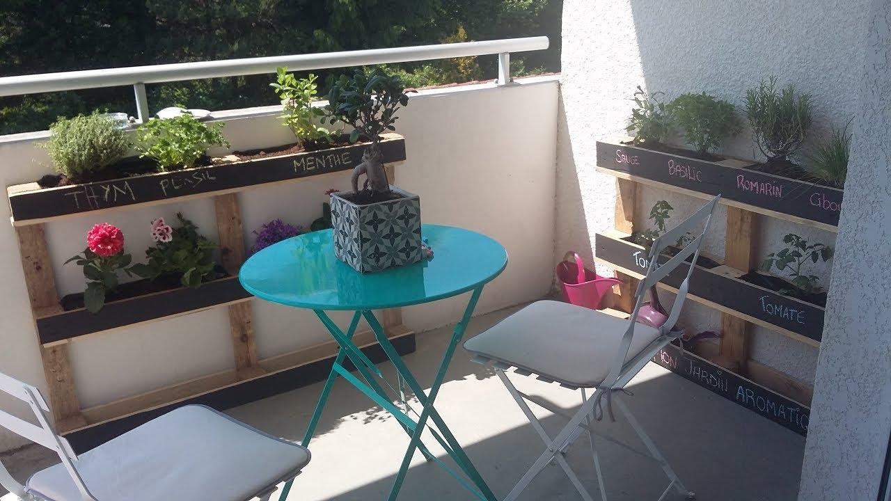 potager et jardini re d 39 appartement tuto diy youtube. Black Bedroom Furniture Sets. Home Design Ideas