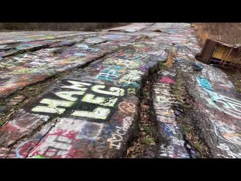 Смотреть клип Централия I Психоделика I Эпизод I Pennsylvania Route 61 онлайн бесплатно в качестве