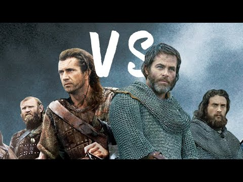 Download Clash of Kilts - Braveheart vs Outlaw King (William Wallace vs Robert the Bruce)