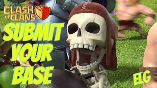 Clash of Clans Base Review! Submit Your Base To Be Reviewed!