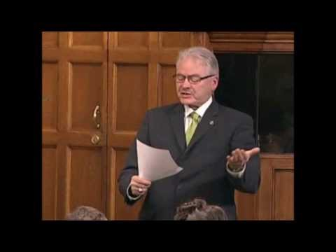 Bruce Hyer: Job Creation and Economic Prosperity (Question Period)