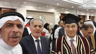 Mahmmed Saeed graduates 11.11.2018