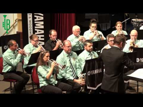 Buckley - Jared McCunnie (Performed Live By Geelong West Brass Band)