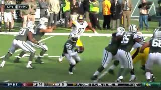 Michael Vick Highlights vs. Steelers Week 10