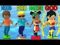 - NOOB vs PRO vs HACKER vs GOD in ShortCut Run  NEW UPDATE