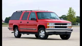 The Evolution of the Chevrolet Suburban from 1915 to 2015 - TopSpeed.com - Photo Timeline