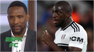 Fulham player Kamara receiving racial abuse after Mitrovic penalty incident Premier Leagu ...