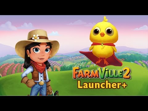 How To Install FarmVille 2 Launcher+