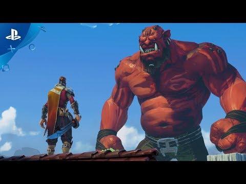 EXTINCTION – Gameplay Trailer #1   PS4