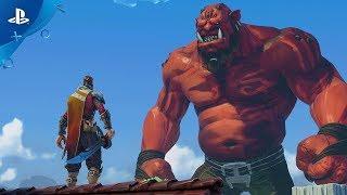EXTINCTION – Gameplay Trailer #1 | PS4 thumbnail