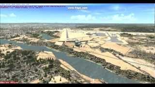 Cessna Caravan dep KMHT 042912