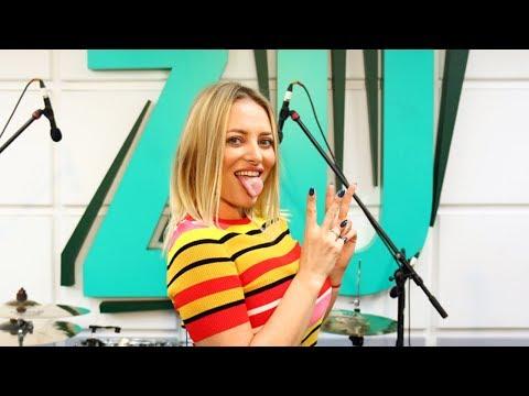 Delia - Traieste Frumos (Live la Radio ZU)