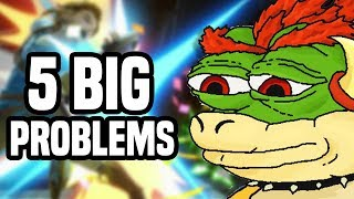 5 BIG PROBLEMS With Smash Bros Ultimate on Nintendo Switch