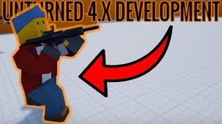 Unturned 4.x Development Blogs! (#001 + #002)