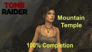 Tomb Raider 2013: Mountain Temple Guide to 100% Completion Part #35