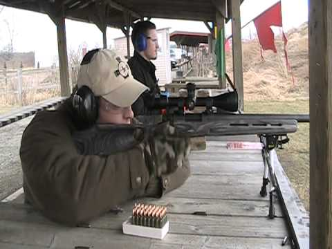 Shooting The Remington 700 Sps 223 Varmint With New Boyds