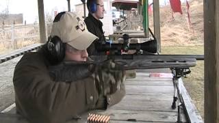 shooting the remington 700 sps 223 varmint with new boyds thumbhole stock