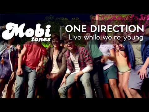 One Direction Ringtone - Live While We're Young   Free download