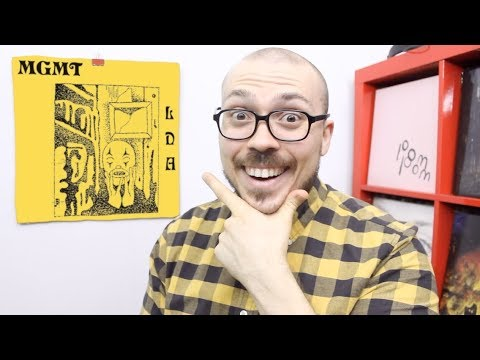MGMT - Little Dark Age ALBUM REVIEW