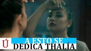 Sale a luz a qué se dedica actualmente Thalía Garrido tras rumorearse que había dejado la música