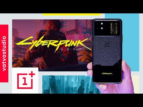 Mở hộp OnePlus 8T Cyberpunk 2077 ĐẦU TIÊN tại Việt Nam