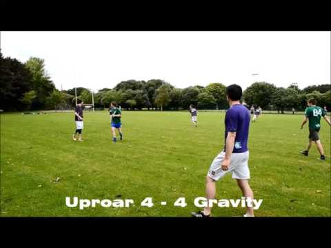 Uproar V Gravity AIUL East Conference