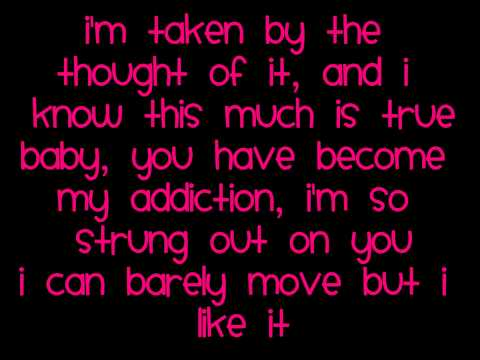 Ne-Yo Because Of You Lyrics