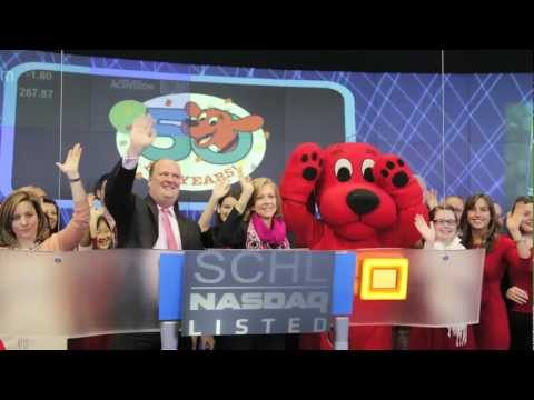 Scholastic Corporation: Clifford