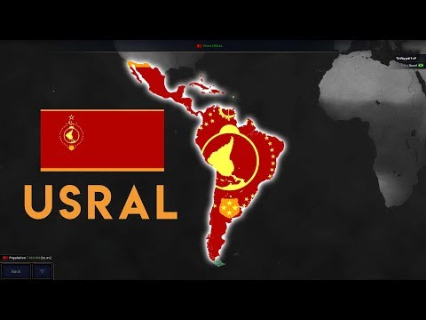 Age of Civilization 2: Form URSAL (Union of Socialist Republics of Latin America)