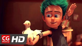 "CGI Animated Short Film ""Broken Wand Short Film"" by Anne Yang & Michael Altman"