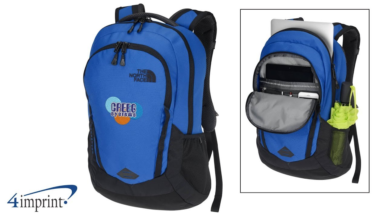 ed91ff14fe0 The North Face Connector Laptop Backpack - Custom Backpack by 4imprint -  YouTube