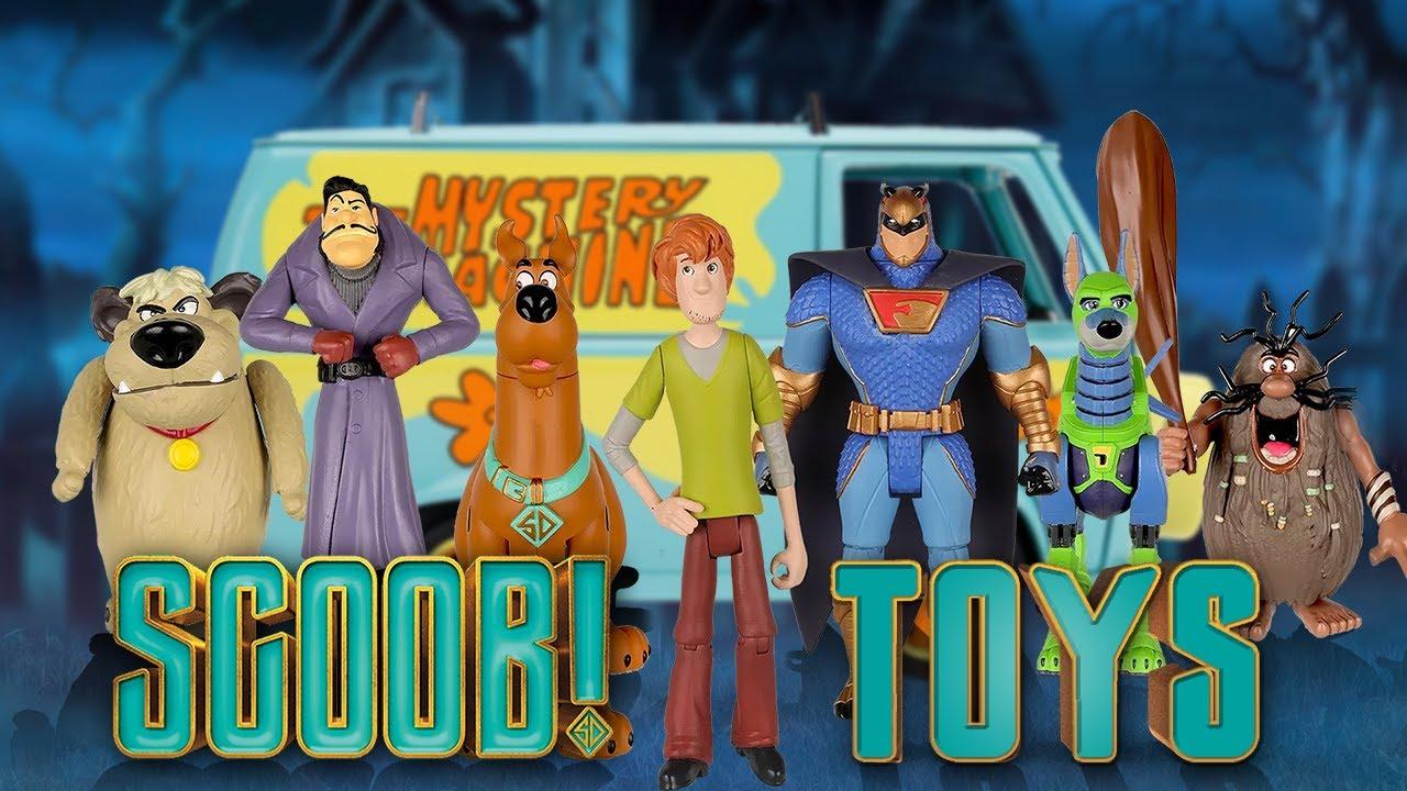 Scoob Toys 2020