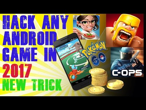 New Trick To Hack Any Android GAMES In 2017 For Free (((NO ROOT))) With Preview