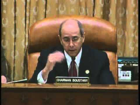 Boustany Announces Hearing on Internal Revenue Service Operations and the 2011 Tax Return Filing Sea