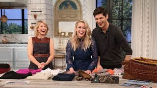 Pack A Week's Worth of Clothes in a Carry-on! - Pickler & Ben